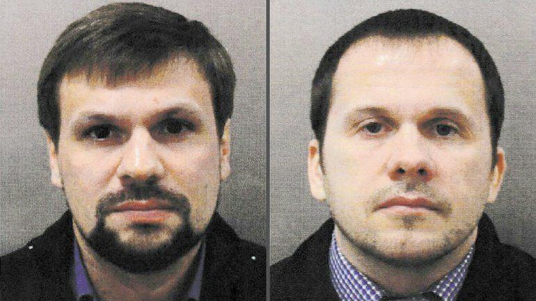 Espía ruso: dieron con los intoxicadores