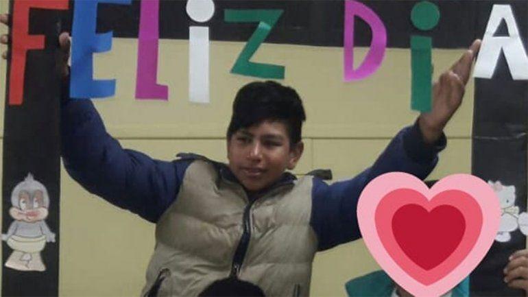 La conmovedora carta de la maestra del niño asesinado en medio de un saqueo