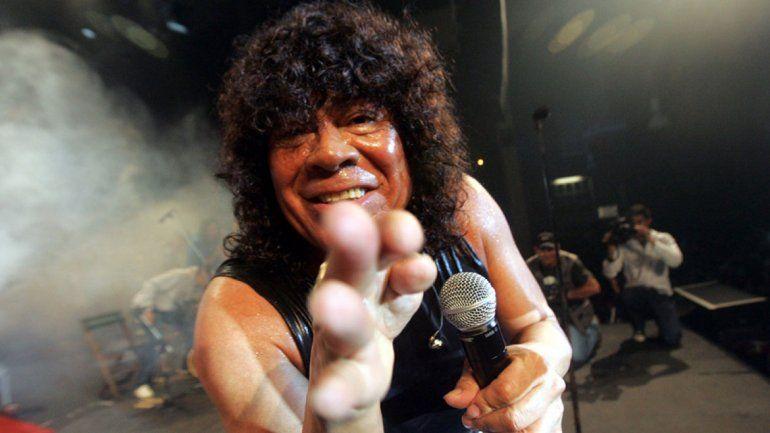 El cantante había sufrido una neumonía bipulmonar.