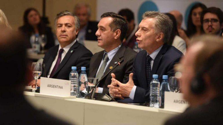 Macri dijo que los argentinos afrontamos los problemas con humildad y con la templanza necesaria