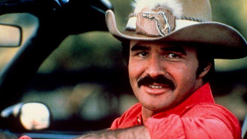 Murió Burt Reynolds, leyenda del cine de los 70