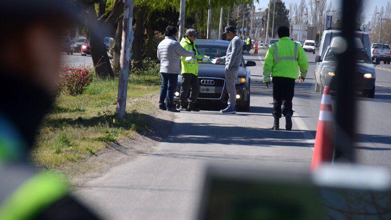 En el primer día de las multas con radares atraparon a 50 apurados en la Ruta 22