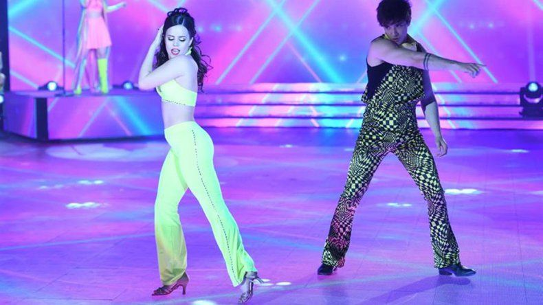 Sofi Morandi la rompió en el Bailando: mirá el debut de la neuquina