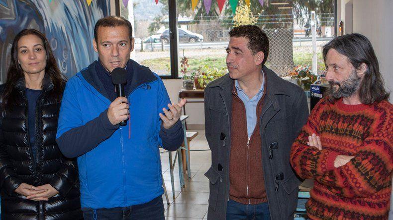 Gutiérrez inyecta $300 millones para  ayudar a pymes