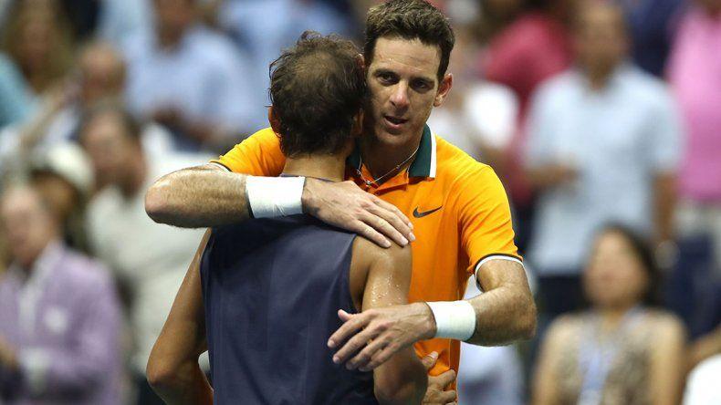 Ráfa-ga de Delpo y a la final del US Open con Djokovic