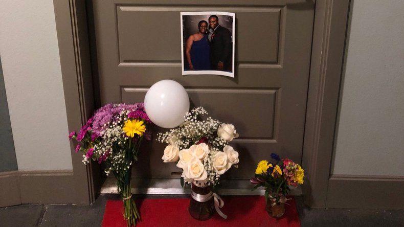 Mujer policía se equivocó de casa y mató a su vecino