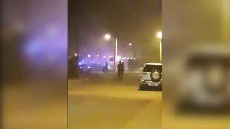 Una pelea entre vecinos terminó con un apuñalado y un principio de incendio