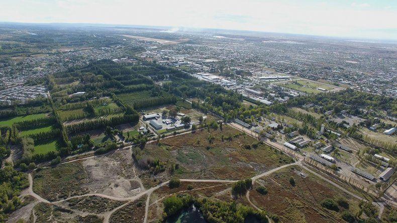 Habrá ley para desarrollar el campus de Valentina