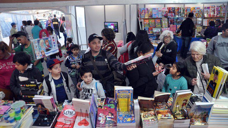 La Feria del Libro escribe hoy su último capítulo