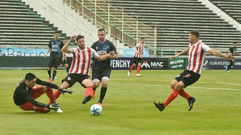 El Rojo cayó 1 a 0 ante Alvarado y Cipo frente a Villa Mitre