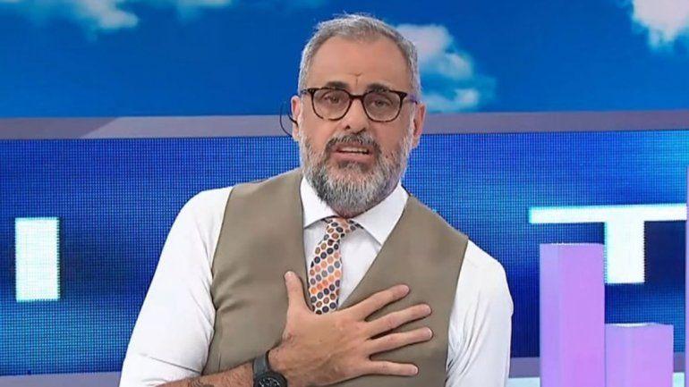 Las críticas en las redes y la defensa de Jorge Rial