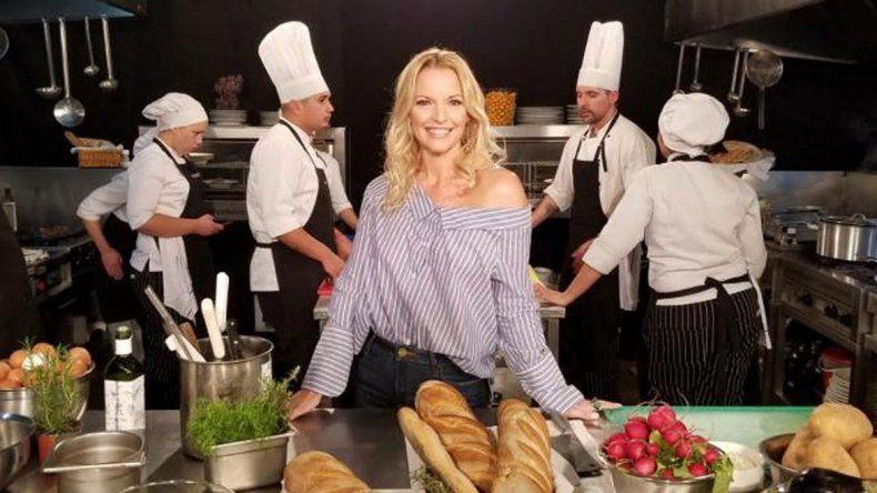 Carina Zampini vuelve con un reality culinario