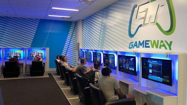 La empresa Gameway tiene pensado instalar consolas de PS4.
