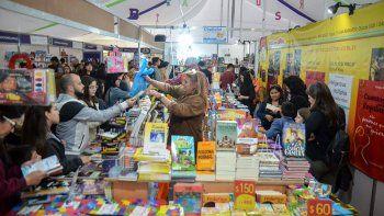 unas 80 mil personas se acercaron a los libros