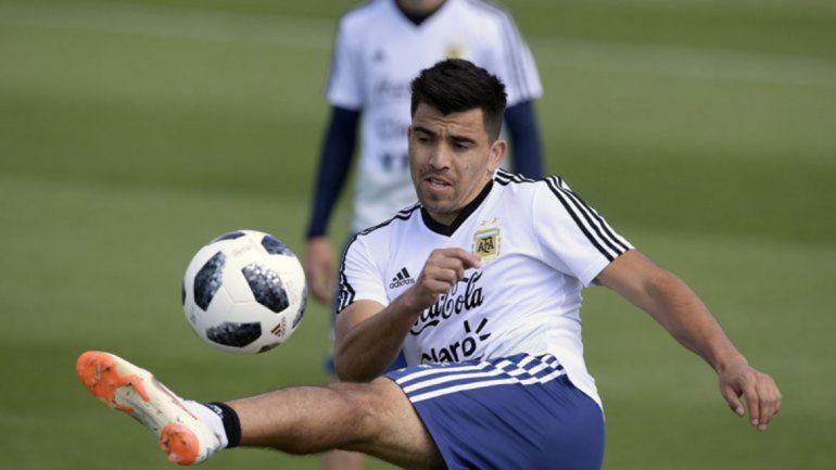 El zapalino Acuña no entró ante Guatemala pero lo hará contra Colombia.