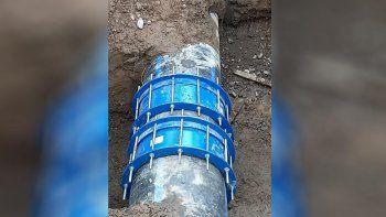vuelve el agua a 9 barrios: fue reparado el acueducto