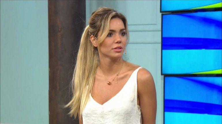 Lucía Rubio escapó de una red de prostitución