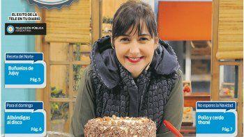 cocineros argentinos te ensena a hacer una bomba de crema y sabor