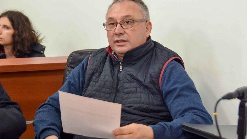 Sitramune irá a la Justicia por la suba salarial de Quiroga
