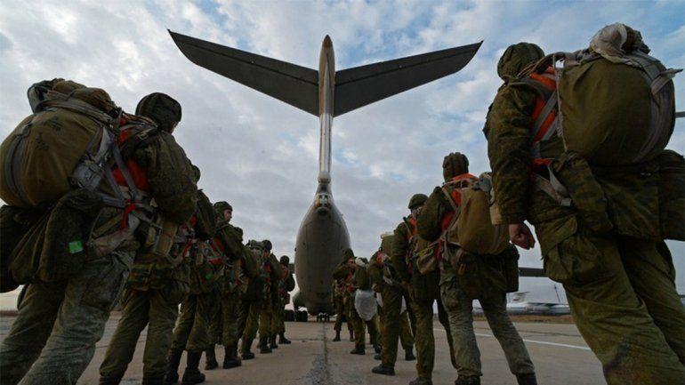 Rusia y China inician las mayores maniobras militares del siglo