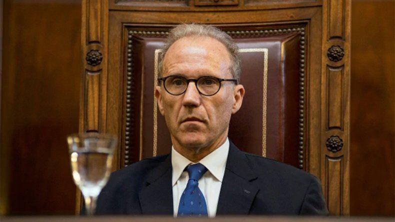 ¿Quién es Carlos Rosenkrantz, el juez que reemplazará a Lorenzetti?