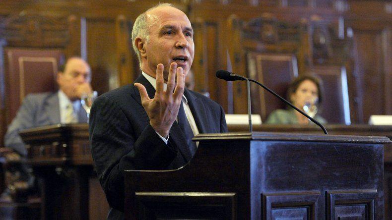 Lorenzetti ocupaba el máximo cargo en el tribunal desde hace 11 años.