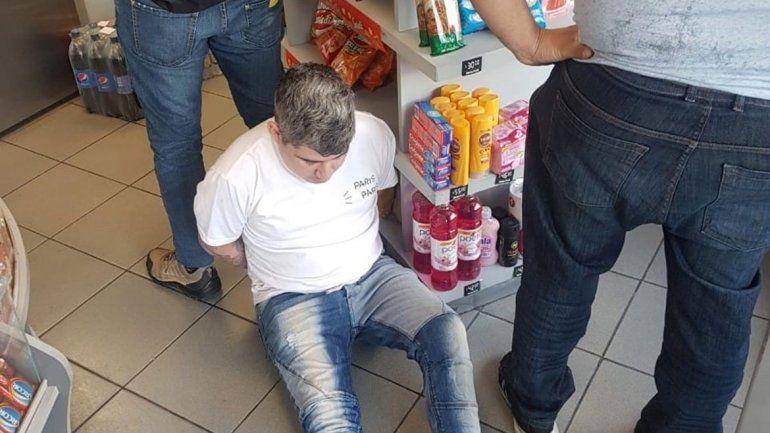 Avejera fue atrapado en Córdoba y lo trasladaron a Rosario.