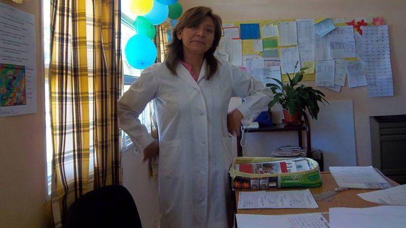 Marisa Montiveros hace 29 años ejerce la docencia en el norte neuquino.