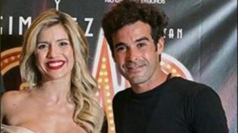 Con evasivas y fallidos, Laurita Fernández confirmó su romance con Cabré