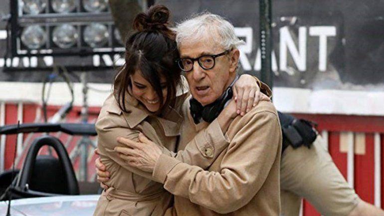 Woody Allen, en su peor momento: Amazon levantó el estreno de su nuevo film