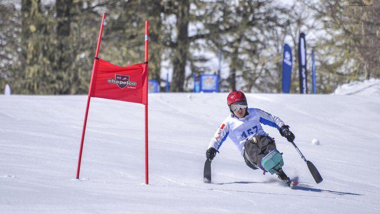 Chapelco celebró el VI Encuentro de Esquí Adaptado