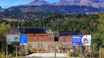 Una de las obras de las que se hará cargo la Provincia es el nuevo hospital de San Martín de los Andes.