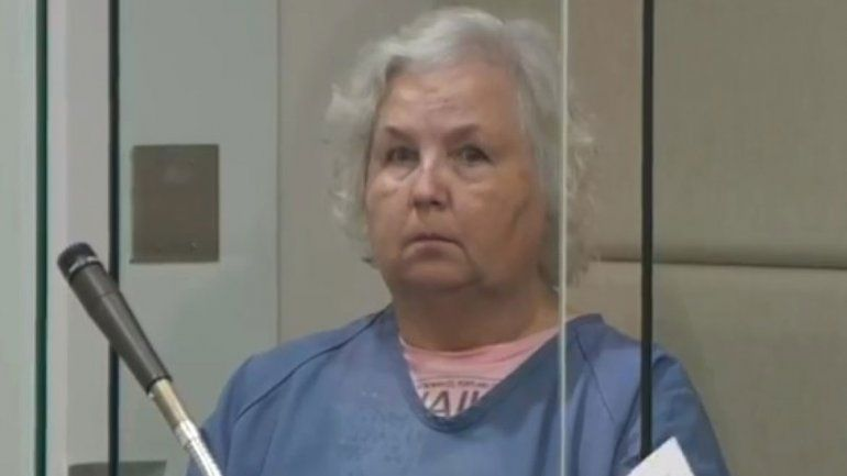 Brophy fue arrestada en Portland bajo el cargo de asesinato de su marido