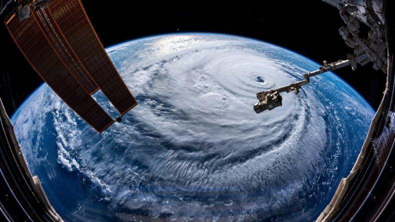 En vivo: Florence tocó tierra en Estados Unidos