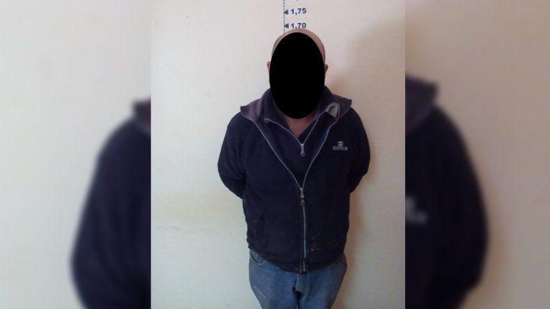 Atraparon en Añelo a un mendocino prófugo acusado por violación