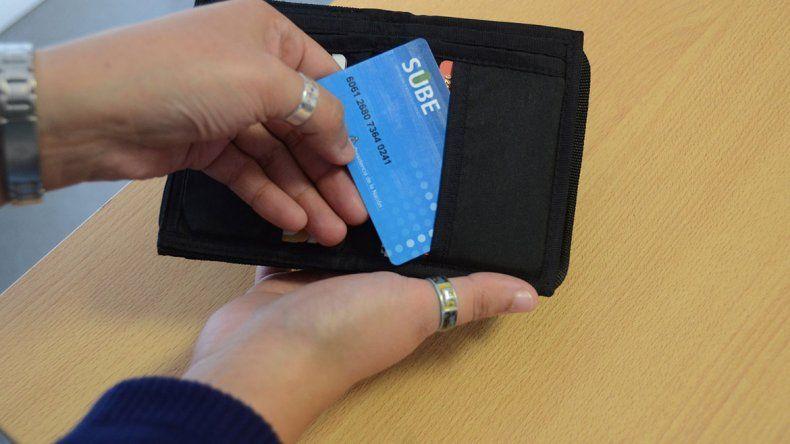 Devolverán dinero por errores en el cobro de la tarjeta SUBE