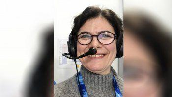 la odisea de una periodista argentina en venezuela