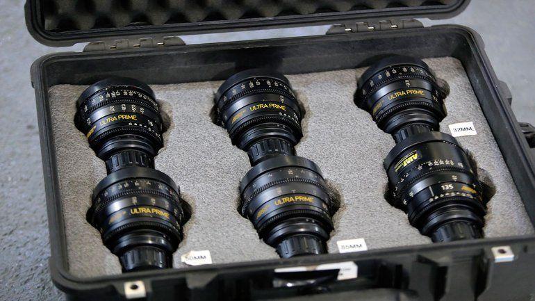 De película: una banda ingresaba equipos cinematográficos robados
