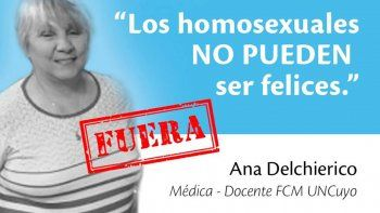 separan a medica de una universidad por homofobica
