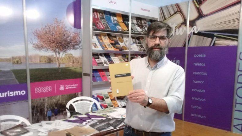 Presencia neuquina en la Feria del Libro de Córdoba