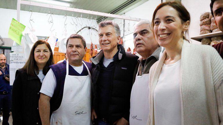 Vidal no tiene dudas de que Macri debe ser reelegido en 2019