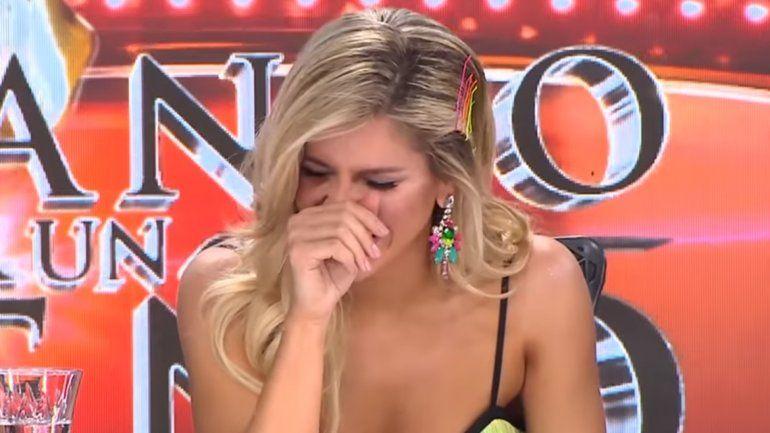 La nueva promoción a los besos de Cabré que enojó a Laurita
