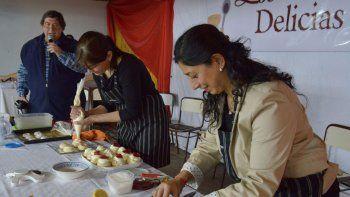 junin premiara a los mejores postres de la patagonia