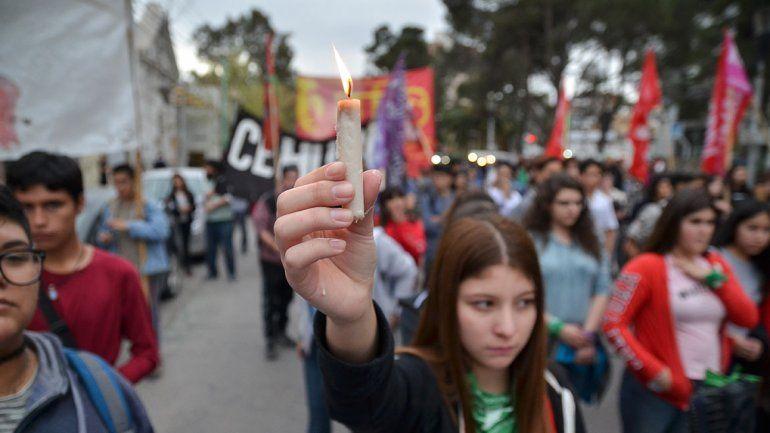 Jóvenes neuquinos recordaron La noche de los lápices con distintas actividades