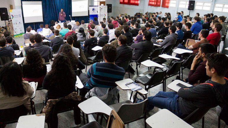 Los programadores tuvieron su encuentro anual en Neuquén