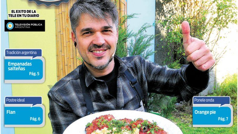 Cocineros Argentinos te enseña recetas para cuidar el bolsillo