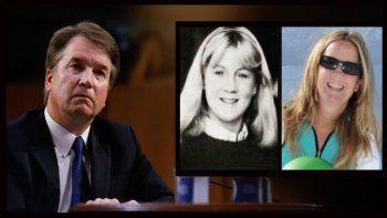 Una mujer aseguró que el actual juez la atacó en una fiesta en 1980.