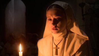 Taissa Farmiga es la gran protagonista de la película de terror.