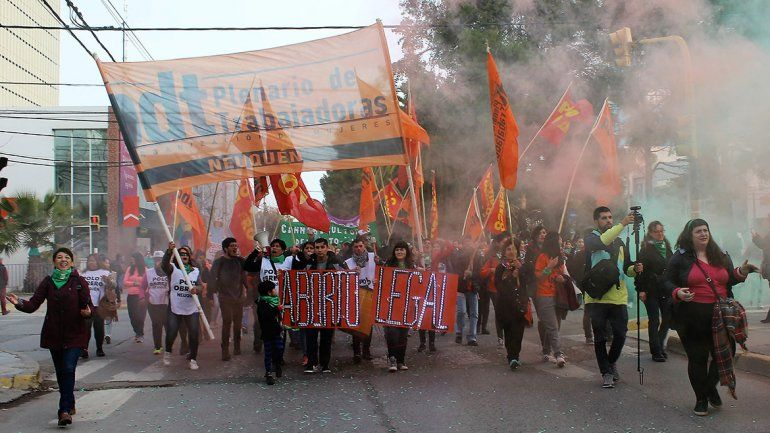 Con una marcha, pedirán por la separación de la Iglesia y el estado
