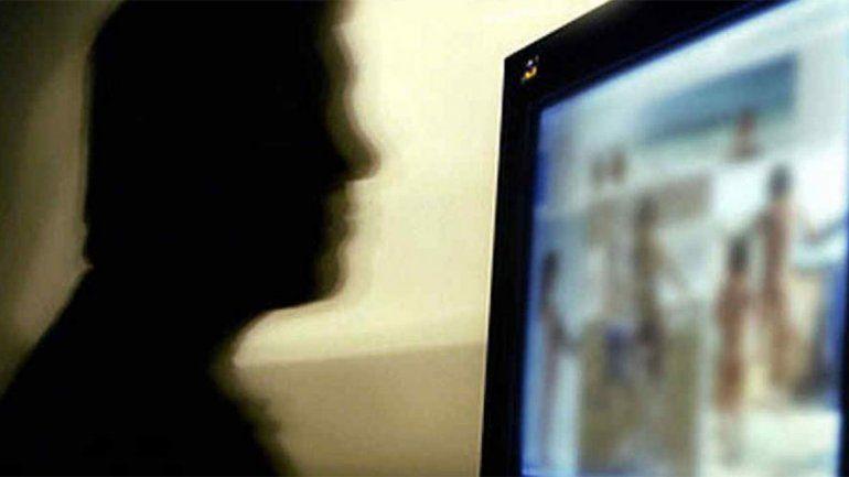 Demoraron a un joven de 19 años por difusión de pornografía infantil